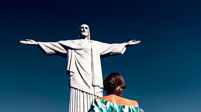 Путешествие в Бразилию: водопад, бабочки, футбол и местные жители