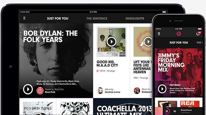 Apple и Beats Music готовятся к запуску музыкального сервиса