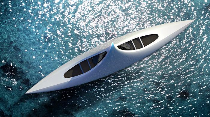 Морская архитектура: яхта Star по проекту Lobanov Design