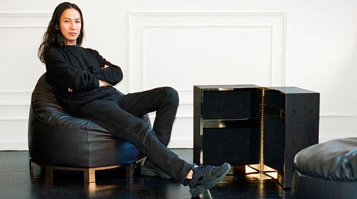 Коллекция мебели Александра Ванга для Poltrona Frau