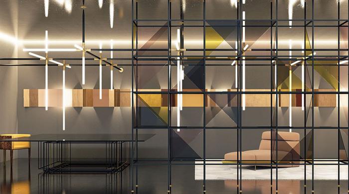 Дизайн-проект Fendi в Майами