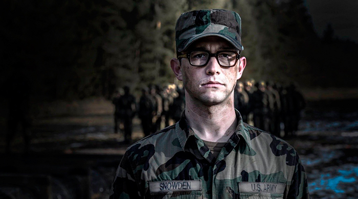 """Вышел первый трейлер к """"Сноудену"""""""