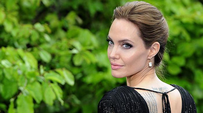 Анджелина Джоли снимет фильм об африканском ученом