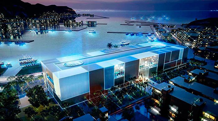 Норман Фостер построит Морской музей в Тайване