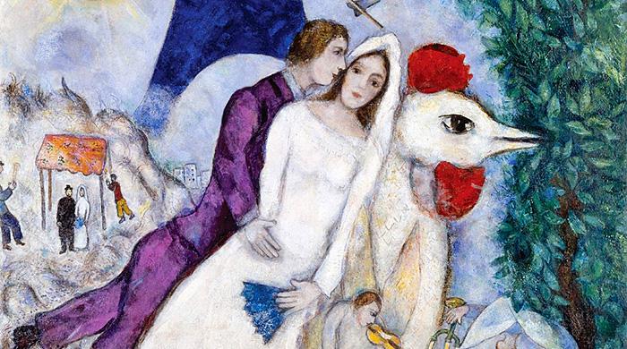 В Милане открылась крупнейшая за 50 лет итальянская выставка Марка Шагала