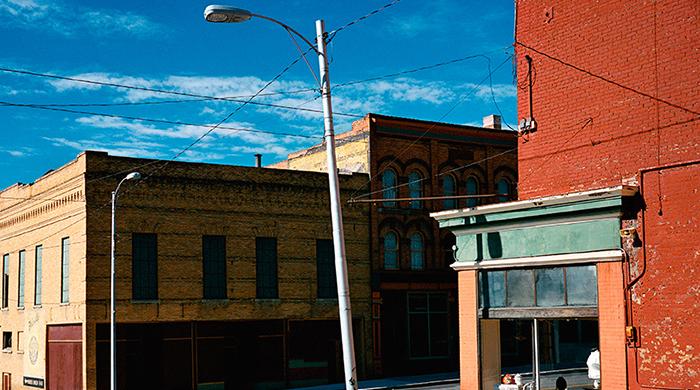 В Копенгагене проходит фотовыставка Вима Вендерса