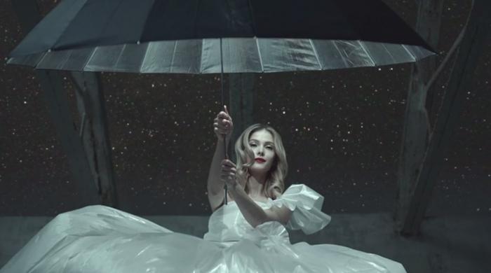 Светлана Иванова в видео Bohema, весна-лето 2015