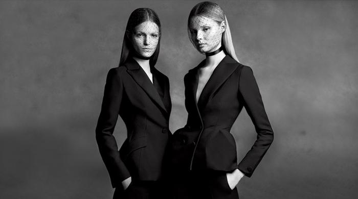 """Новая книга о """"новом кутюре"""" дома Dior от Патрика Демаршелье"""