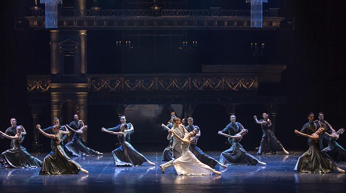 Как театр балета Бориса Эйфмана завершил театральный сезон