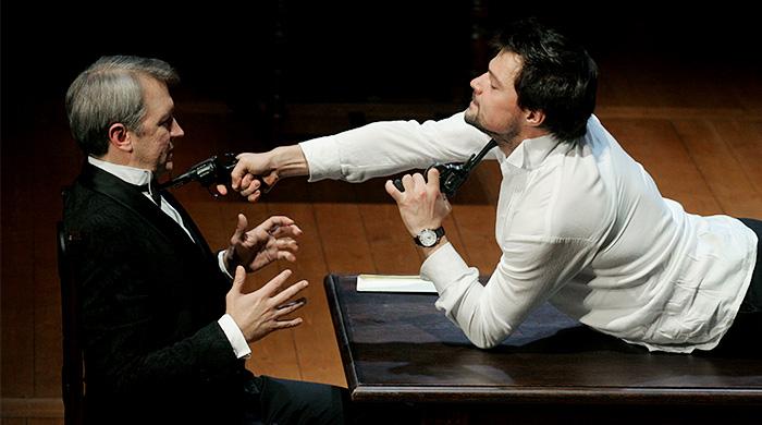 """Коварство и любовь"" с Данилой Козловским на сцене Piccolo Teatro"