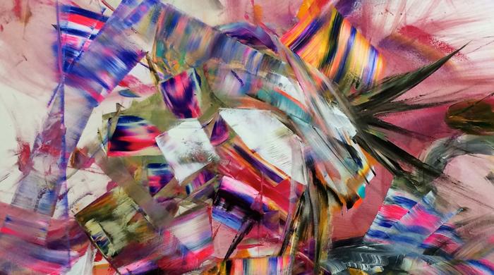 """""""Точки пересечения"""" России и Монако глазами абстрактного искусства"""