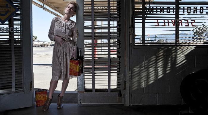 Обзор выставки: Fashion & Photography в Lumas