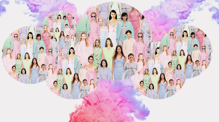 Неделя моды в Лондоне SS14: Trend report