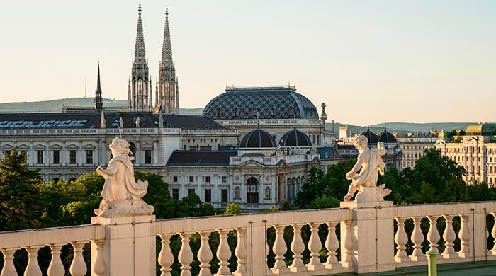Вена: с какой стороны лучше подходить к имперской столице