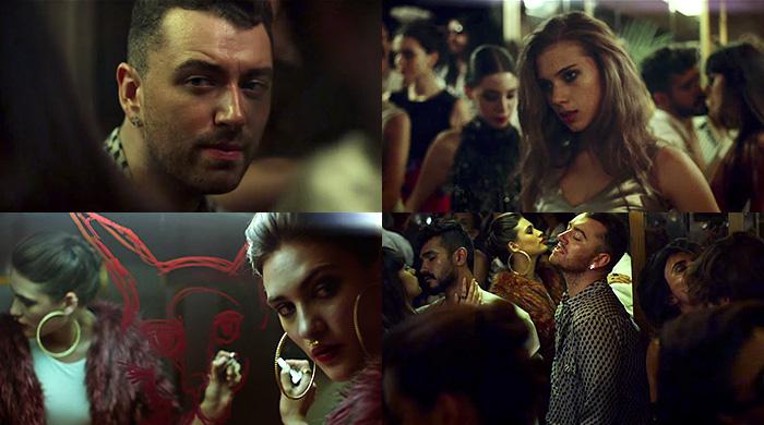 Disclosure и Сэм Смит выпустили видео на песню Omen