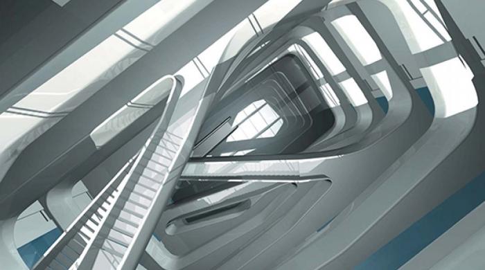 Час икс: здание Захи Хадид откроется сегодня на Дубровке
