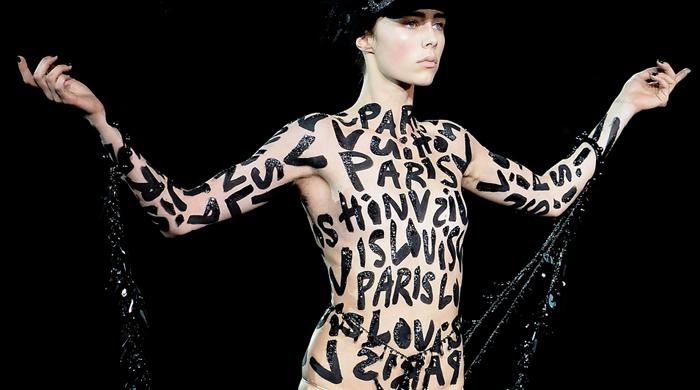 Обзор Buro 24/7: Louis Vuitton, весна-лето 2014