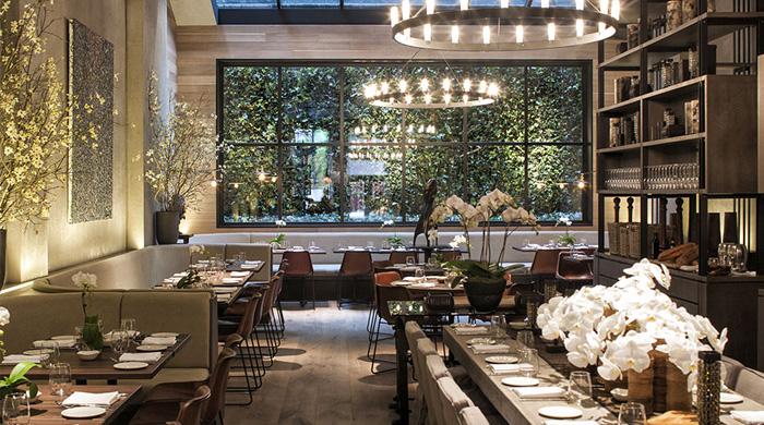 Новый ресторан дочери Донны Каран Tutto Il Giorno в Нью-Йорке