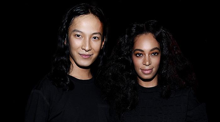 Гости презентации коллекции Alexander Wang x H&M в Нью-Йорке