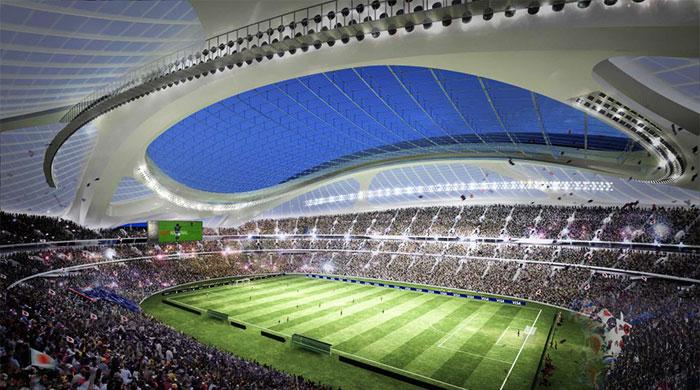 Заха Хадид не будет строить стадион в Токио