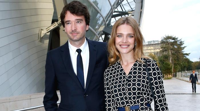 Торжественное открытие Fondation Louis Vuitton в Париже