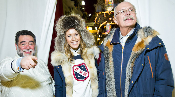 Открытие бутика Bosco Fresh и вечер Après-ski в ГУМе