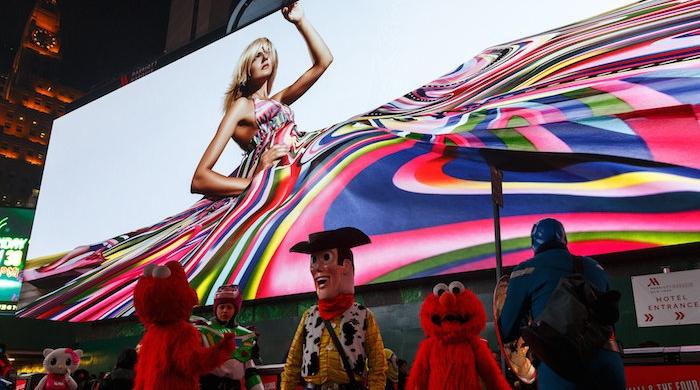 На Таймс-сквер установят цифровой билборд размером с футбольное поле