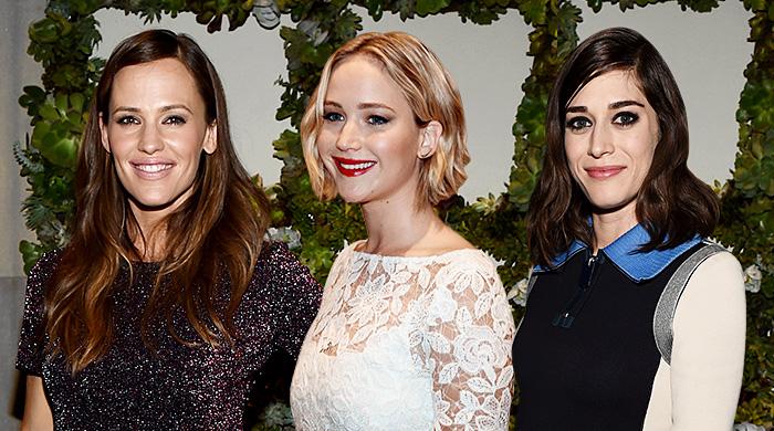 Церемония награждения премии Women in Hollywood — 2014
