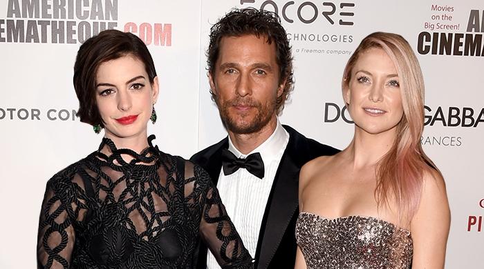 Церемония награждения премии American Cinematheque Award в Лос-Анджелесе