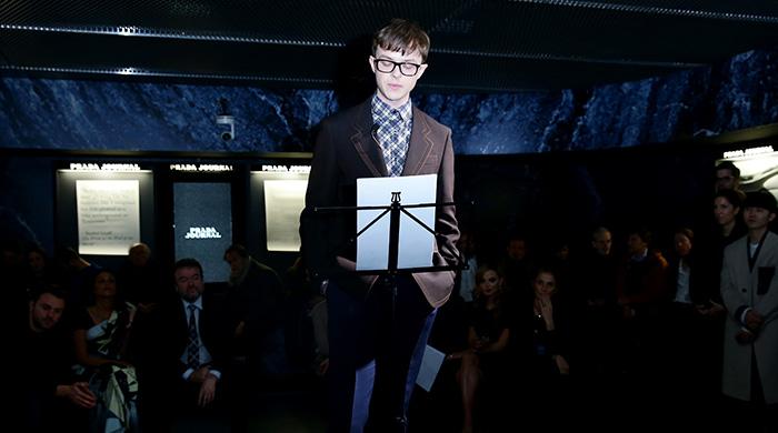 За словом в карман: Миучча Прада наградила победителей Prada Journal