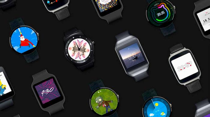 """""""Умные"""" часы Google обзаведутся тематическими циферблатами"""