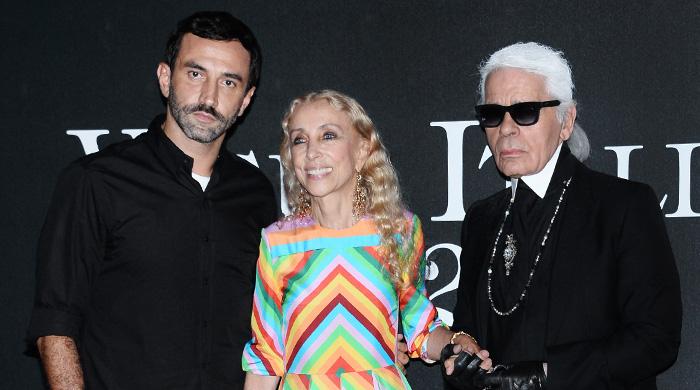 Вечер по случаю 50-летия итальянского Vogue в Милане