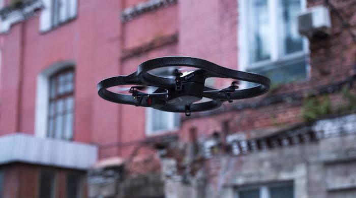 Мифы и реальность: дрон в большом городе