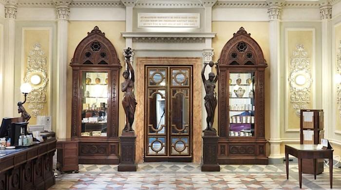 В Москве открывается флорентийская аптека Santa Maria Novella