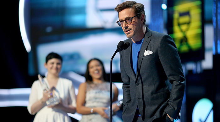 Церемония вручения 41-й ежегодной премии People's Choice Awards