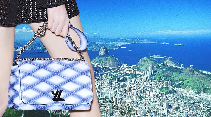 Louis Vuitton покажет круизную коллекцию в Рио-де-Жанейро