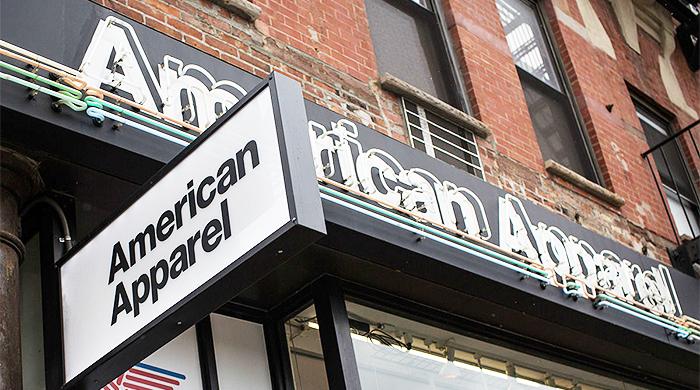 American Apparel объявил о банкротстве