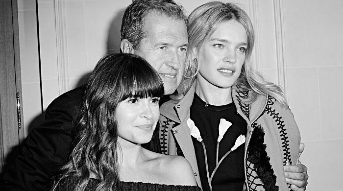 Вечер Buro 24/7's Fashion Forward Initiative в Париже. Часть 2