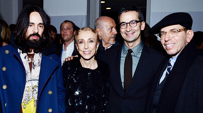 Гости вечера Vogue Talents Corner.com