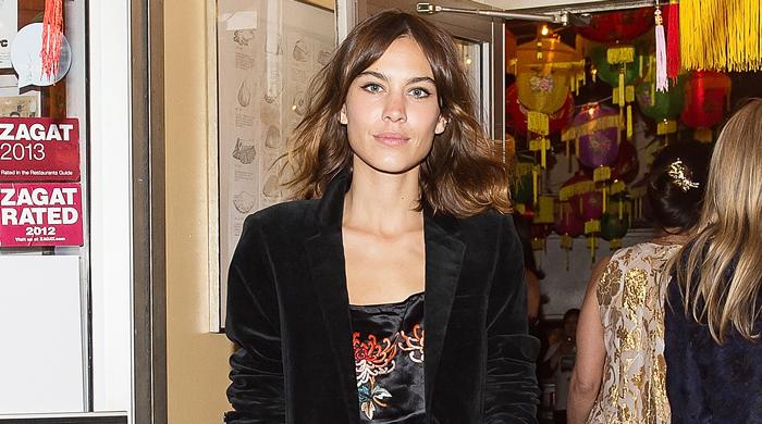 Гости вечеринки Vogue.com