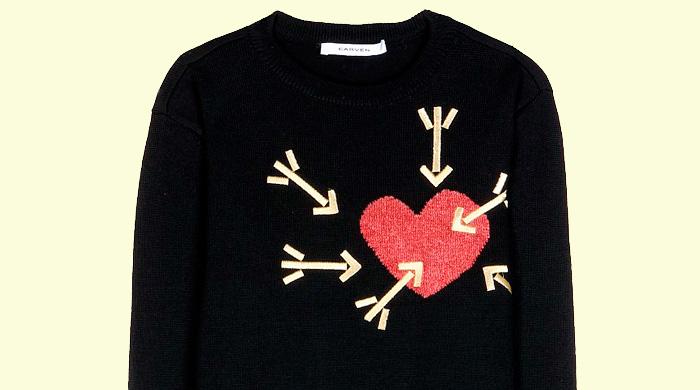 50 самых теплых и ярких свитеров на эту зиму
