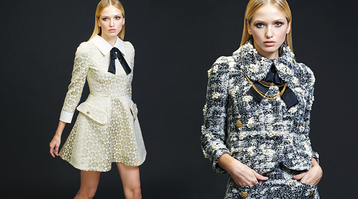 Коллекция Maison Bohemique Demi Couture, осень 2014