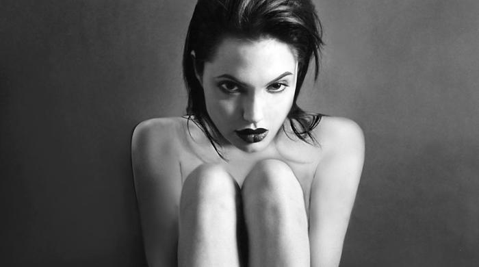 Редкие фотографии Анджелины Джоли будут выставлены в Лондоне