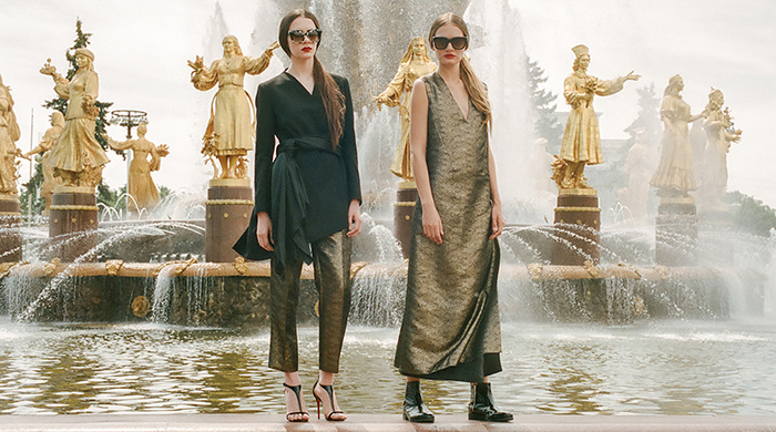 10 лучших модных эксклюзивов Buro 24/7 за 2014 год