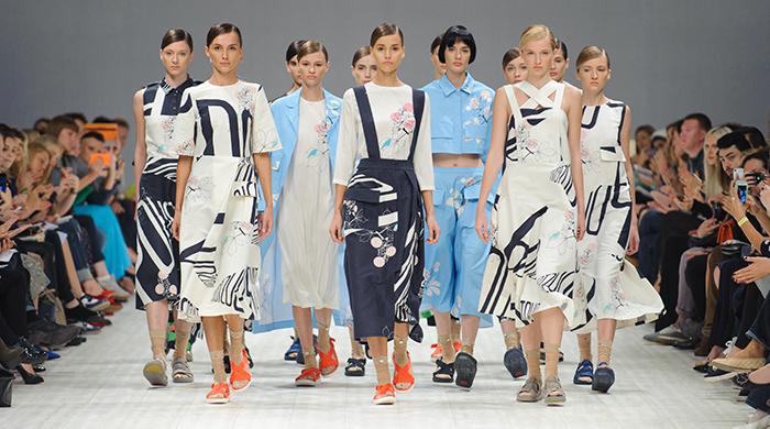 5 лучших коллекций Ukrainian Fashion Week, весна-лето 2015