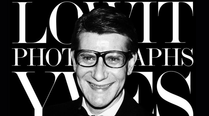 Роксан Лоуит выпустит книгу Yves Saint Laurent