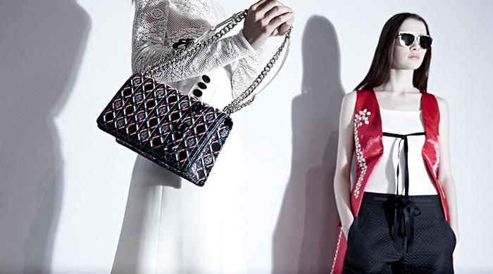 Backstage показа Dior, весна-лето 2015