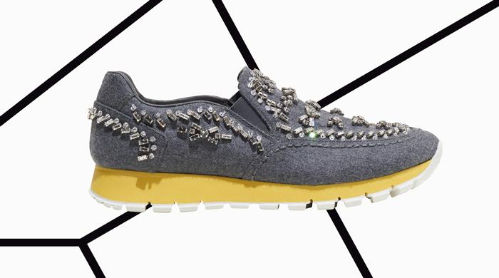 Объект желания: кроссовки Prada