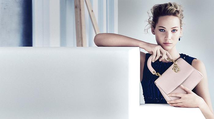 Полная версия: Дженнифер Лоуренс в новой кампании Dior