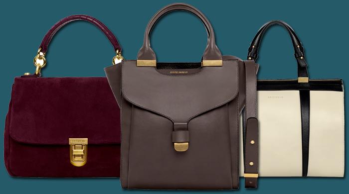 10 лучших сумок из осенне-зимней коллекции Coccinelle